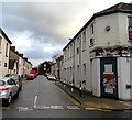 ST1195 : Thomas Street, Nelson by Jaggery