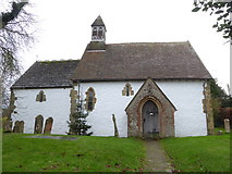 TQ0317 : Advent at St. Botolph, Hardham (a) by Basher Eyre
