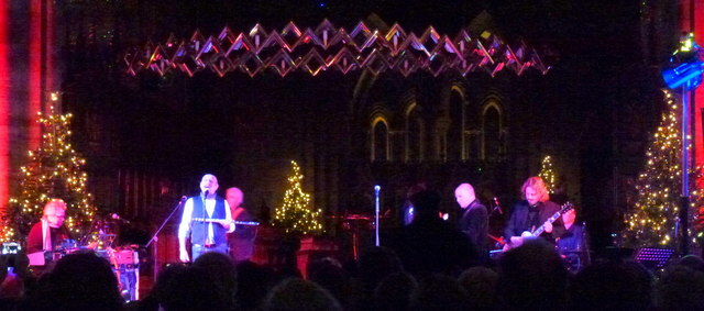 Ian Anderson at Hereford Cathedral