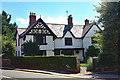 SJ5562 : The Manor House, Tarporley by Jeff Buck