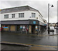 ST1195 : Co-op on a Nelson corner by Jaggery