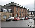 TF0307 : Stamford United Reformed Church, Star Lane by John Sutton