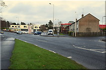 "H4573 : ""The Gusset"", Omagh by Kenneth  Allen"