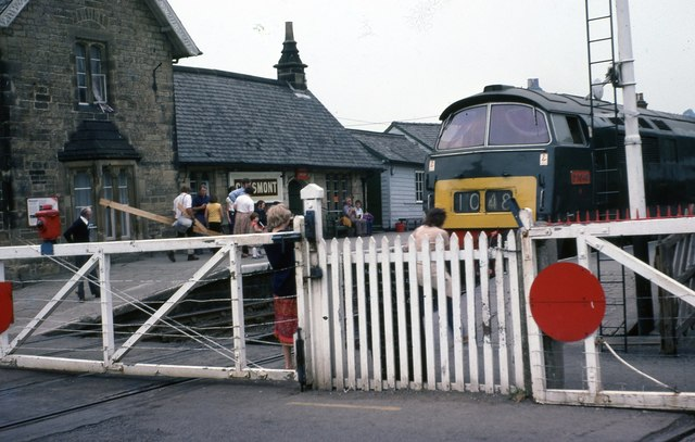 Grosmont on the NYMR