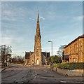 NH7068 : Invergordon Parish Church by valenta