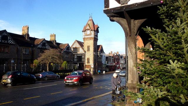 Ledbury town centre