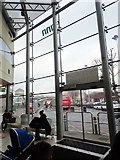 J0407 : The Bus Eireann Waiting Room at Dundalk's Bus Station by Eric Jones