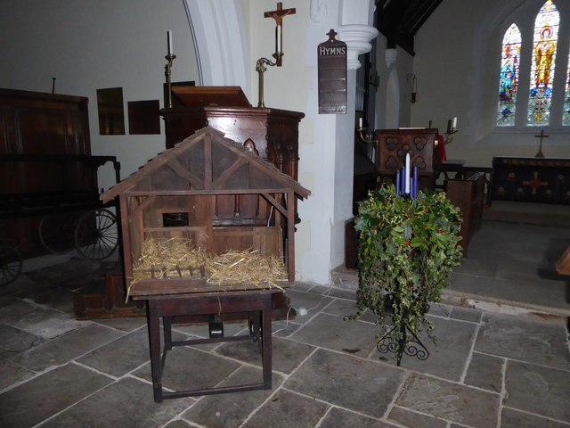 Advent at St Peter's, Lodsworth (b)