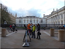 TL4458 : A round the colleges route to Downing Street (48) by Basher Eyre