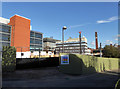 SP0483 : University of Birmingham - panorama by Chris Allen