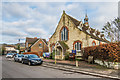 TQ2450 : St Philips Church, Nutley Lane by Ian Capper