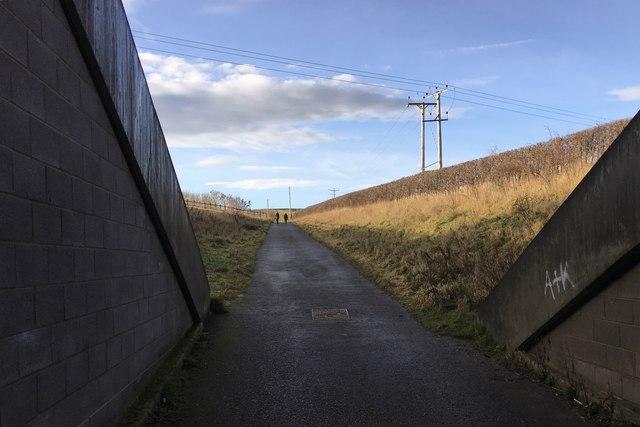 A1 underpass