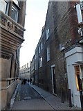 TL4458 : A round the colleges route to Downing Street (59) by Basher Eyre