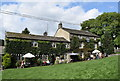 SD9062 : The Lister Arms, Malham by Bill Harrison