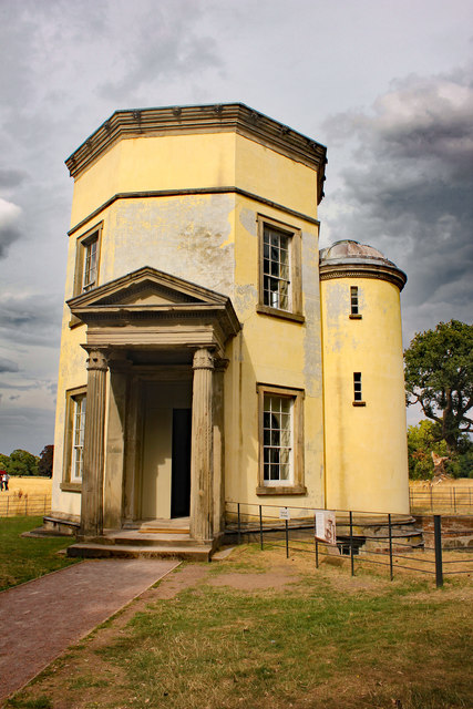 The Tower of the Winds at Shugborough Hall