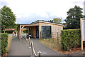 SJ9921 : Entrance to the Shugborough Estate by Jeff Buck