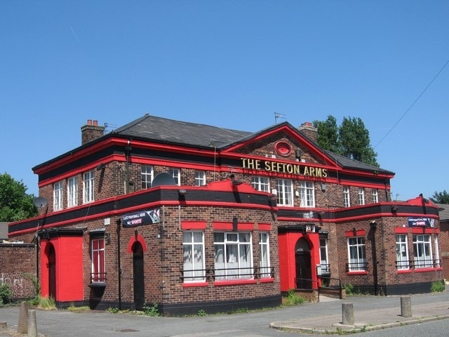 The Sefton Arms Hotel