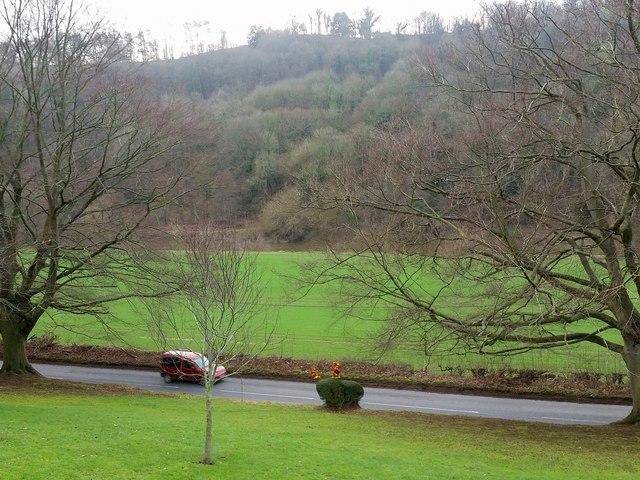 The Wye Valley from Hazelhurst
