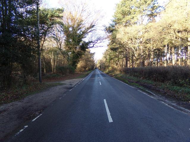 B1074 Herringfleet Road, Herringfleet