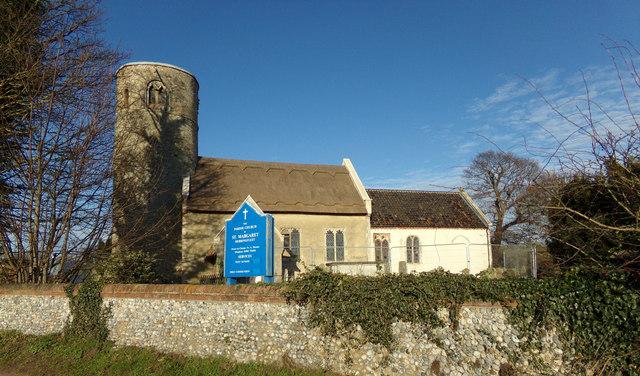 St. Margaret's Church, Herringfleet
