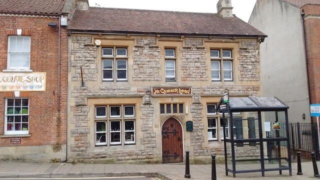 The Former Ye Queen's Head Pub