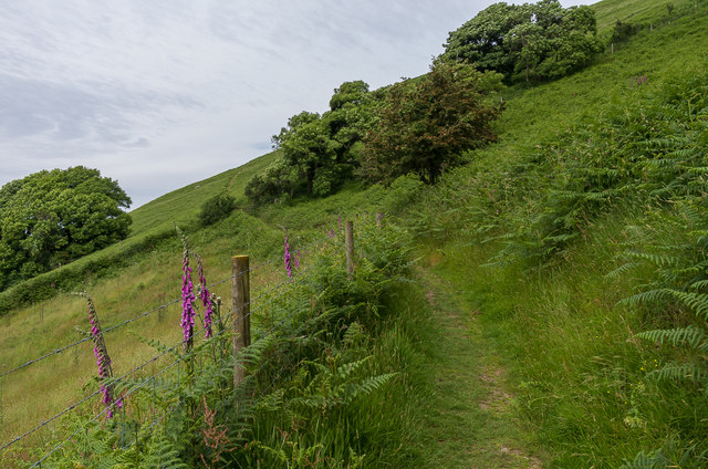 Path to Southcliffe