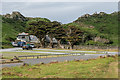 SS7049 : Castle Rock Cottage by Ian Capper