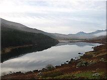 SH7157 : Llynnau Mymbyr by David Purchase