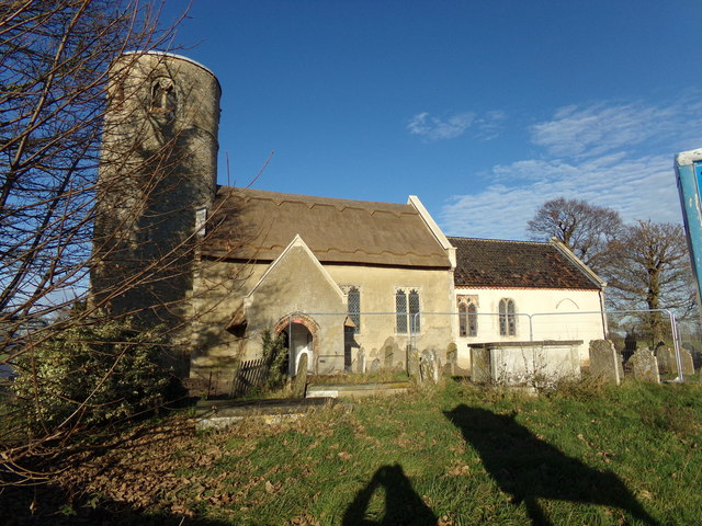 St. Margaret's Church, Herringfleet