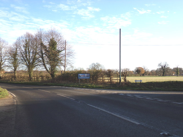 B1074 St Olaves Road, Herringfleet