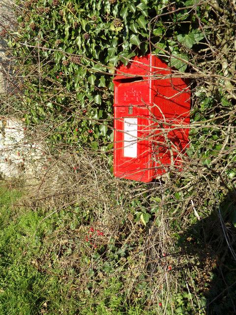 St. Margaret's Church Postbox