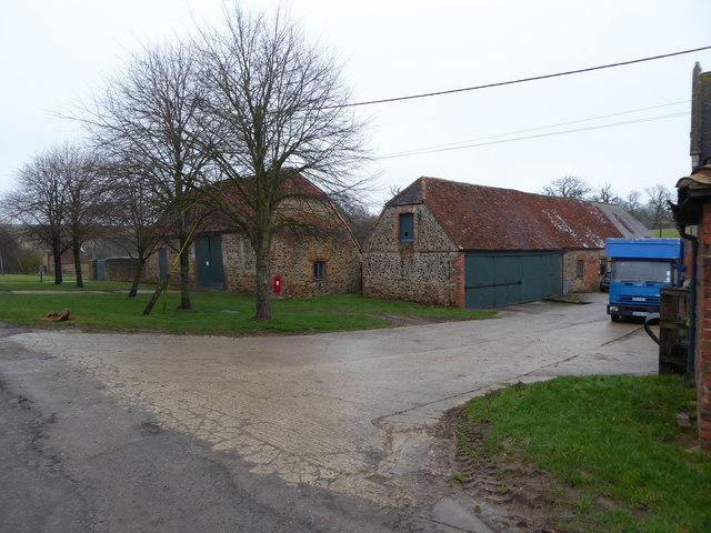 Barns, Ashdown Farm