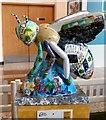 SJ8097 : Emmeline Bee by Gerald England