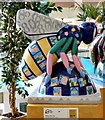 SJ8097 : Welly Bee-ing by Gerald England