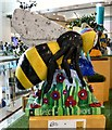 SJ8097 : Peace Bee by Gerald England