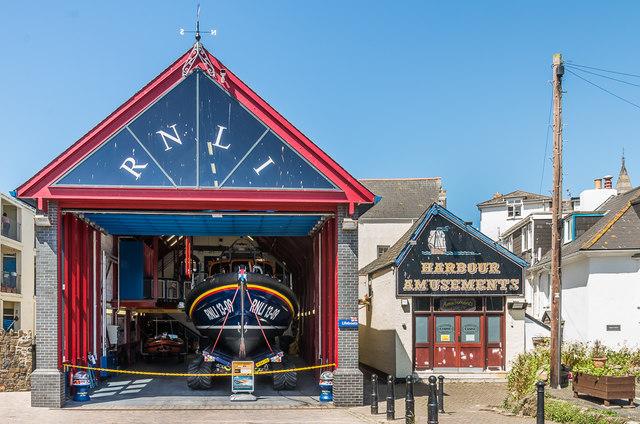 Ilfracombe Lifeboat Station