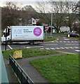 ST3091 : Team Knowhow lorry, Russell Drive, Malpas, Newport by Jaggery