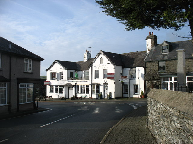Want to buy the White Lion Hotel?