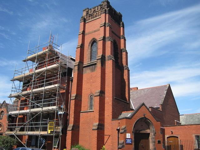 Former Hoylake Welsh Presbyterian Church