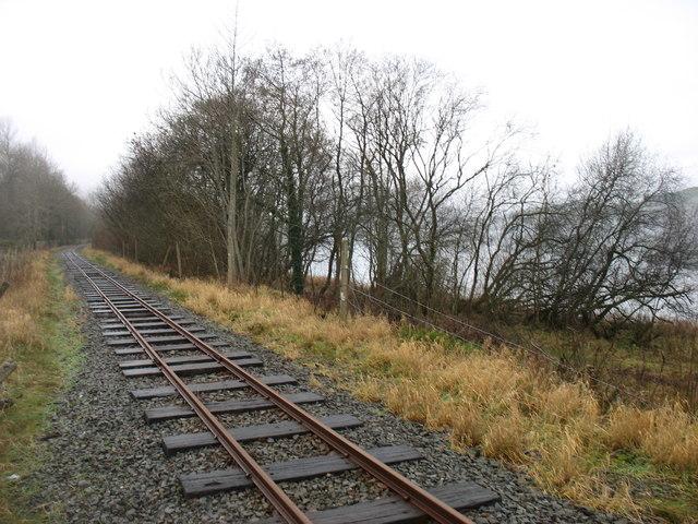 The Bala Lake railway