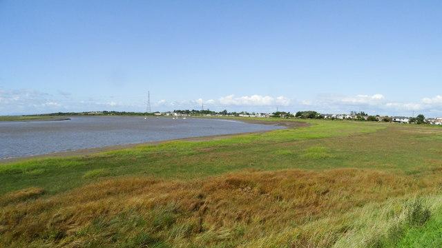Wyre Estuary, S of Hambleton