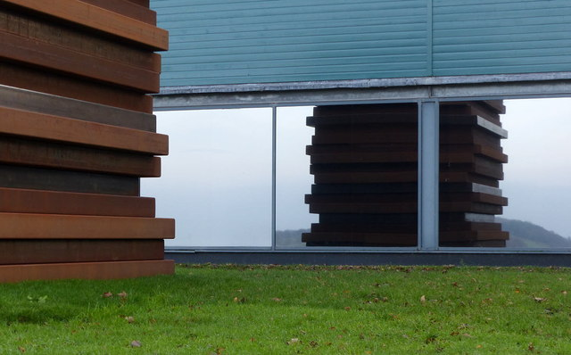 Yorkshire Sculpture Park - Outside to Inside?