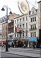 TQ3080 : Strand : Vaudeville Theatre by Julian Osley