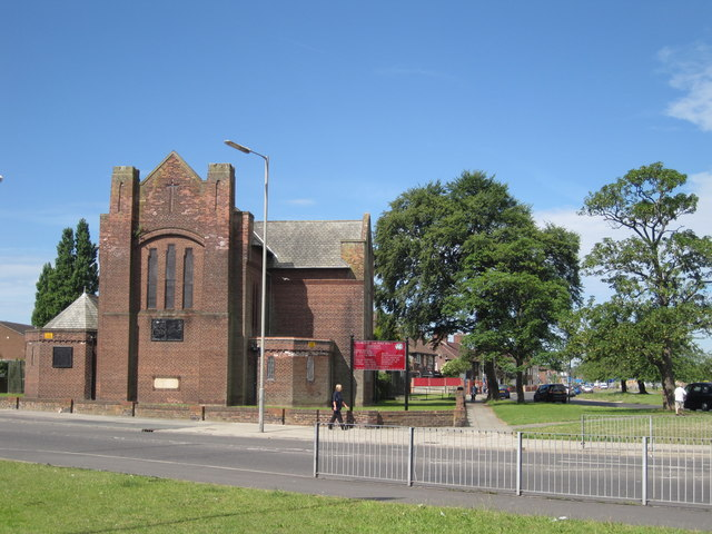 Holy Spirit Church of England, Dovecot