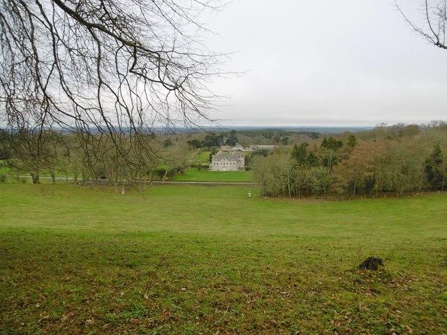 Creech Grange, estate