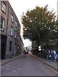 TL4458 : A round the colleges route to Downing Street (103) by Basher Eyre