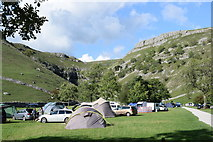 SD9163 : Camping in the Yorkshire Dales... by Bill Harrison