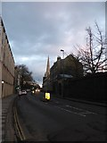 TL4558 : A round the colleges route to Downing Street (120) by Basher Eyre