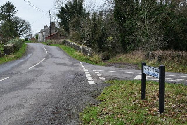 Glenhoy Road, Ballynasaggart