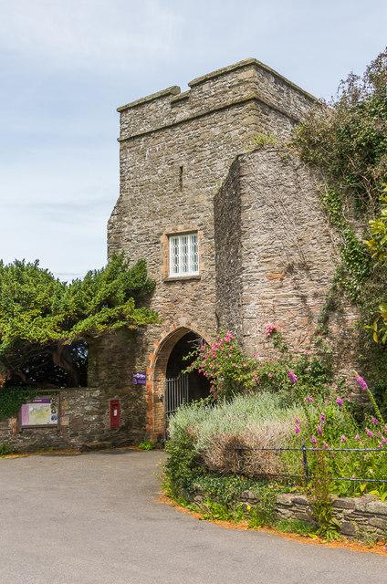 Gatehouse, Lee Abbey